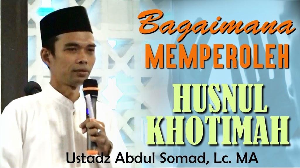 Trending Topiknya Abdul Somad