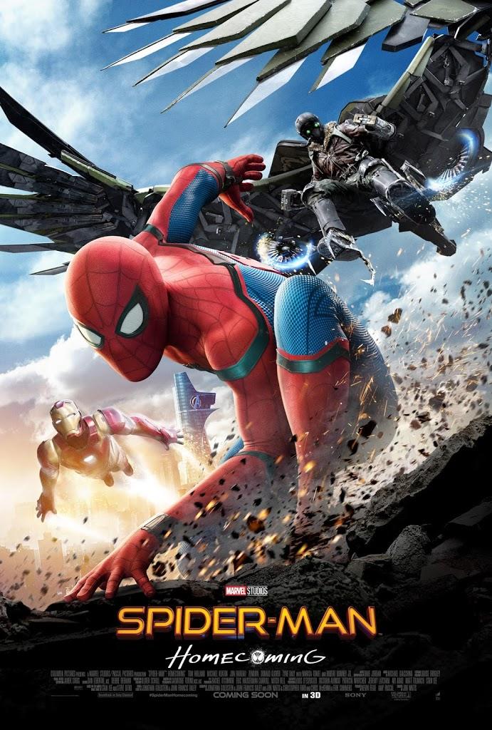 Review Singkat Spiderman : Homecoming