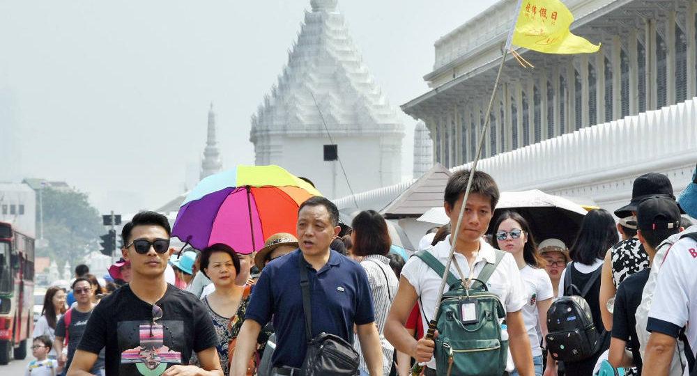 Turis China