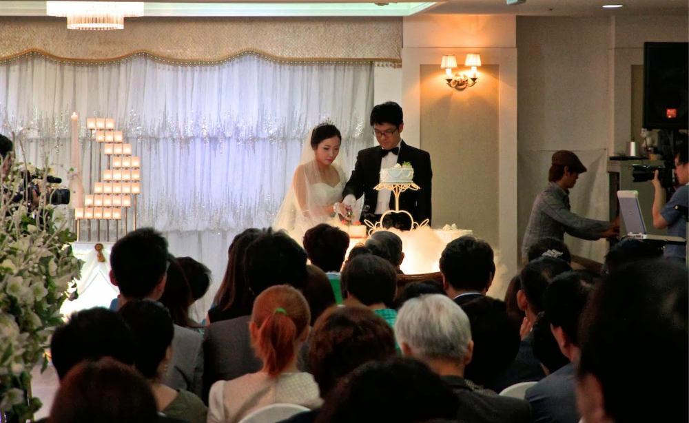 Tamu Palsu di Pernikahan Korea